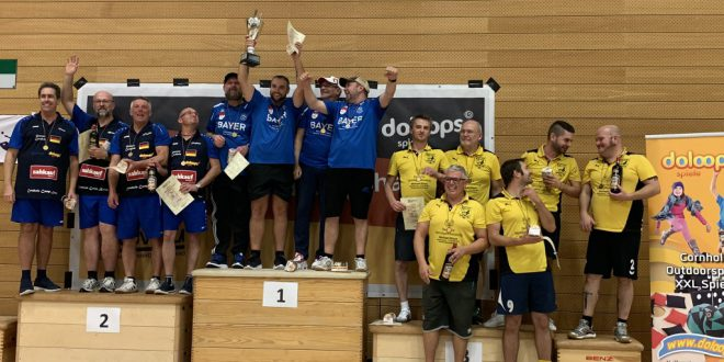 Deutsche Cornhole Team Meisterschaft 2019